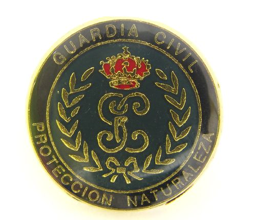 Pin de la Guardia Civil